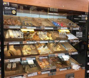 Netto bakery