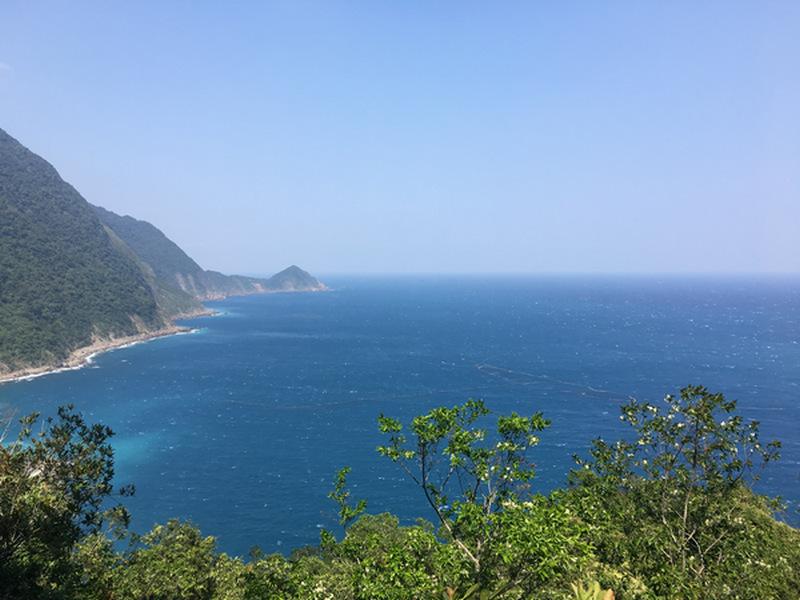 朝陽步道_第2觀景台_定置漁場
