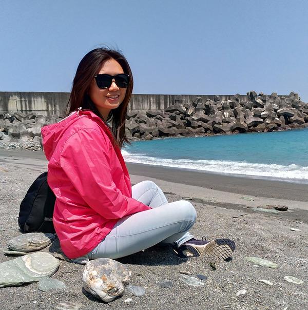 朝陽漁港小海灘