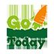 今天綠一點 Go Greener Today Logo