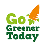 Go Greener Today 今天綠一點 Logo