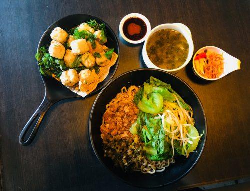 花蓮|讓朋友各展所長的餐廳-青田の蔬食