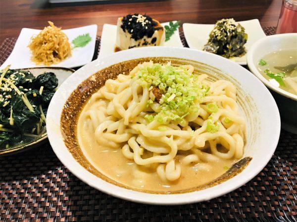 台東素食蔬食_夏安居_非常麵套餐