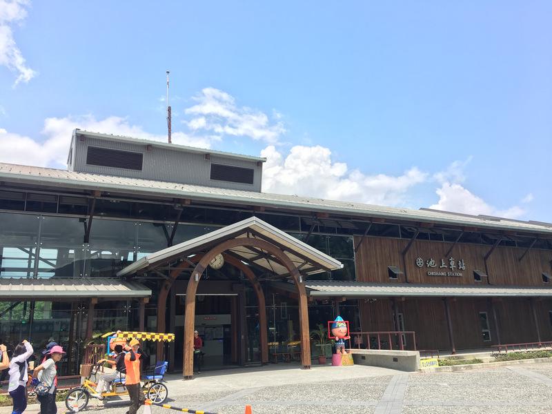 台東池上火車站