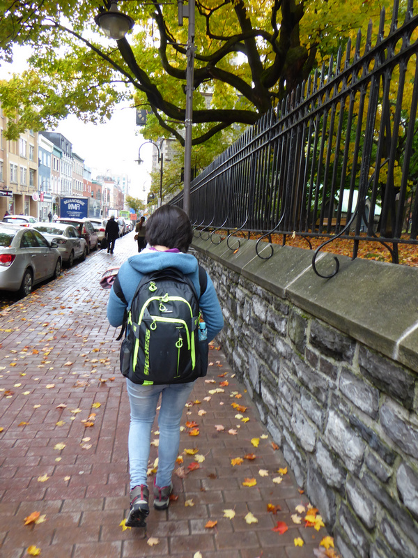 small backpack_easy to go