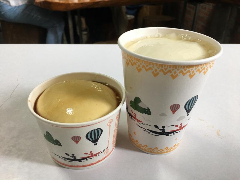 台東池上蔬食_福原豆腐