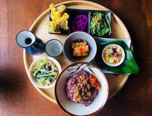 台東|池上#2 用大地色渲染餐桌的舒食男孩