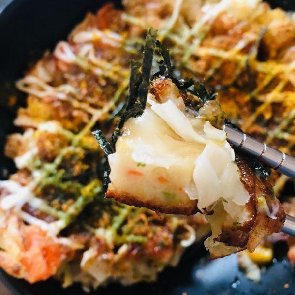 台東素食蔬食_天之御草食大阪燒