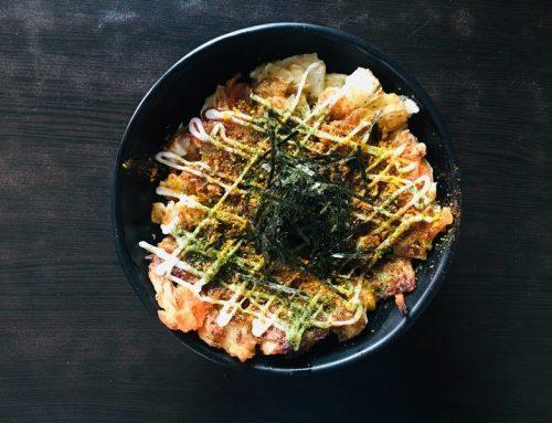 台東|把日式蔬食大阪燒帶到台東-天之御草食