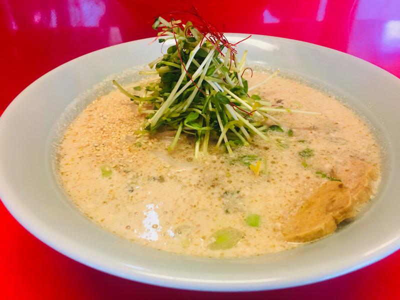 vegan 叉燒豆乳味增拉麵