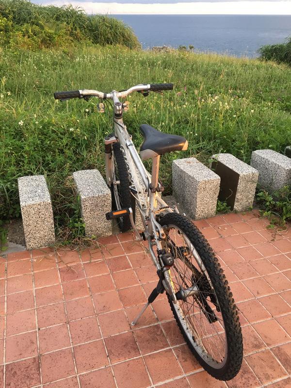 小琉球交通_騎腳踏車