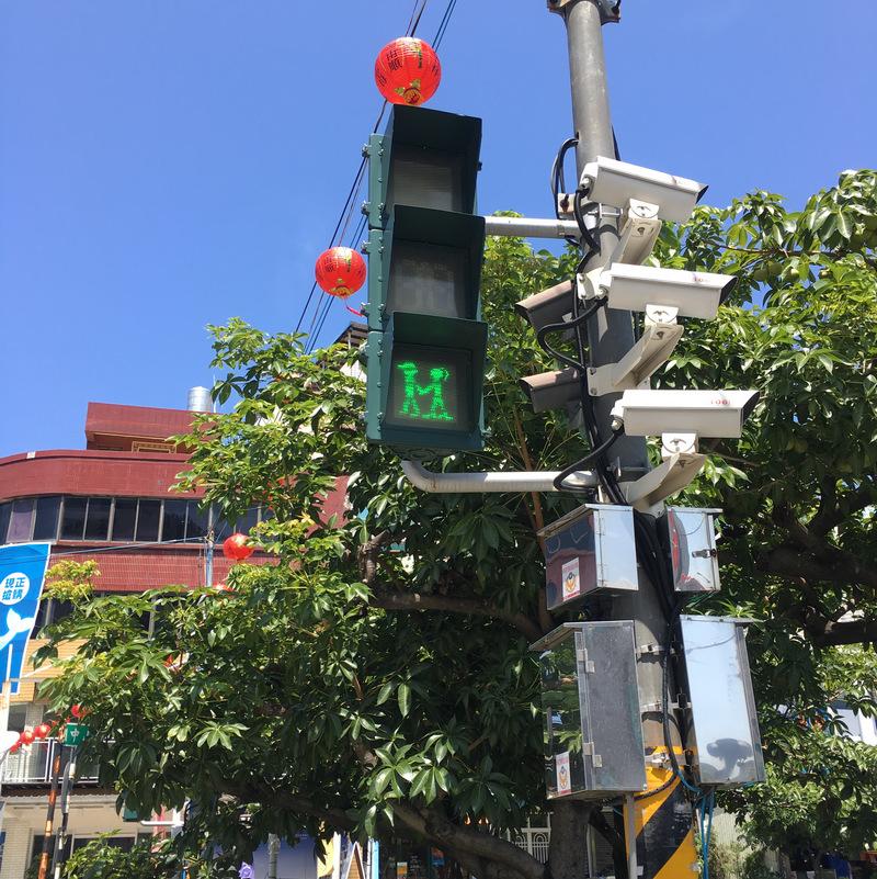 屏東東港小綠人