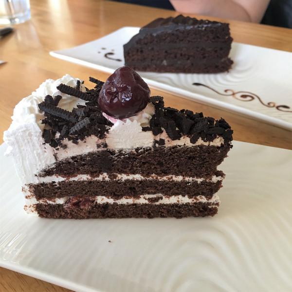 PP.99 cafe 蔬食vegan蛋糕