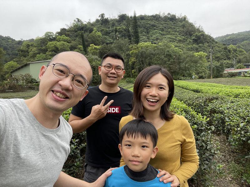 正福茶園_自然農法耕種