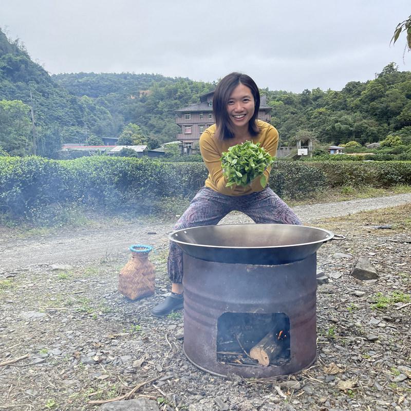 正福茶園_體驗炒茶