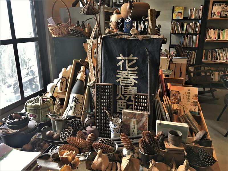 台東食冊café書店