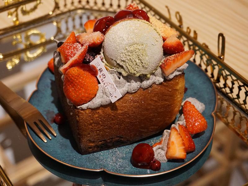 試吃蜜糖吐司_宜蘭vegan三萩茶會