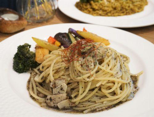 宜蘭|蘭彼尼餐坊 YES!!可以加蒜頭的義式蔬食餐廳