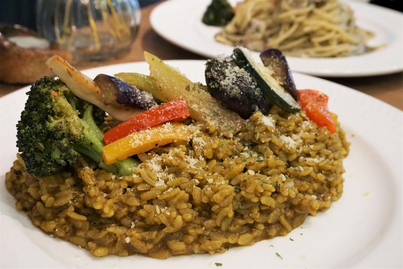 宜蘭蔬食義式餐廳_蘭彼尼餐坊_印度咖哩燉飯