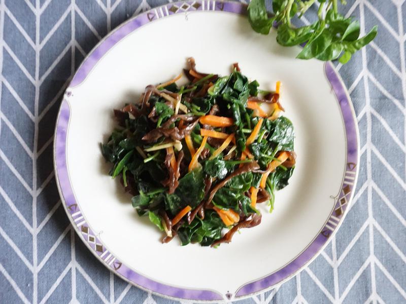 嘟嘟配_巴西菠菜 Brazilian spinach