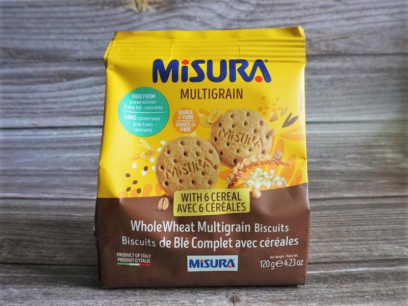 義大利MISURA純素vegan無棕櫚油餅乾