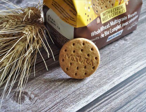 無棕櫚油純素vegan|義大利MISURA穀物餅乾