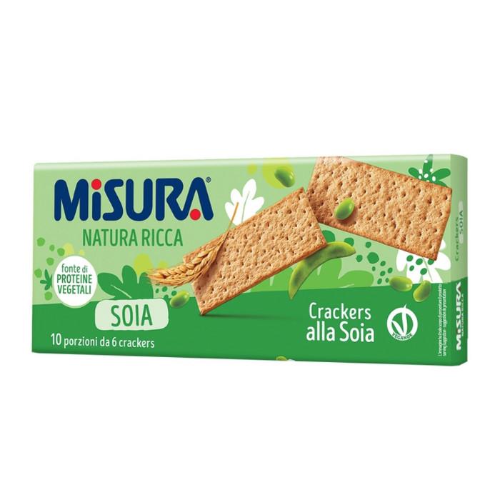 義大利MISURA純素vegan無棕櫚油_小麥大豆粉蘇打餅