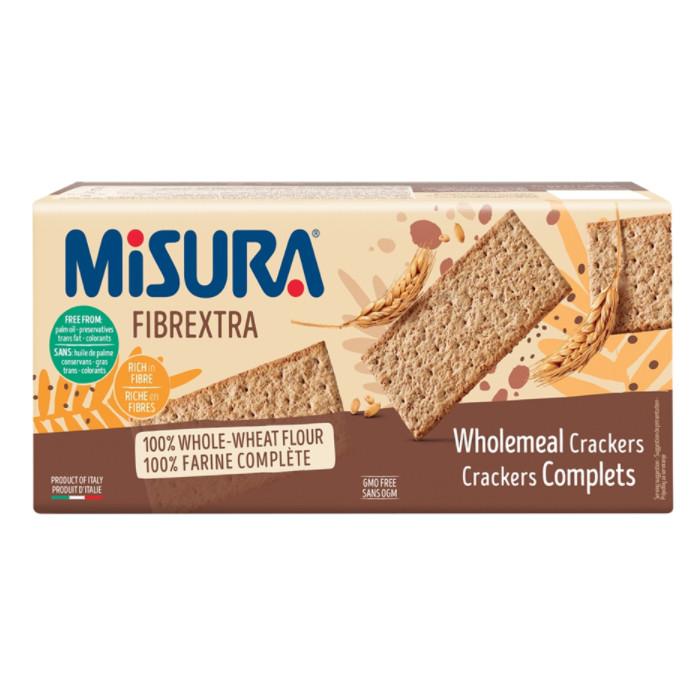 義大利MISURA純素vegan無棕櫚油_全麥蘇打餅