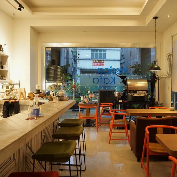宜蘭純素vegan咖啡廳Jessica Kafa
