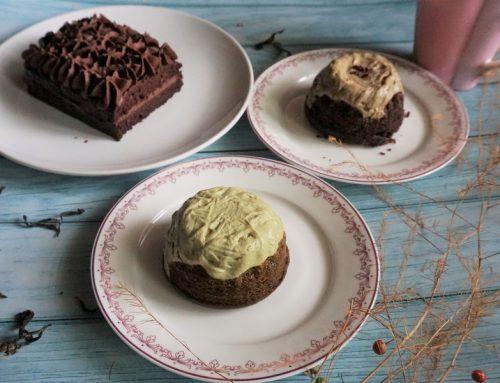 APRIL植物系甜點-純素vegan無麩質無棕櫚油蛋糕耶