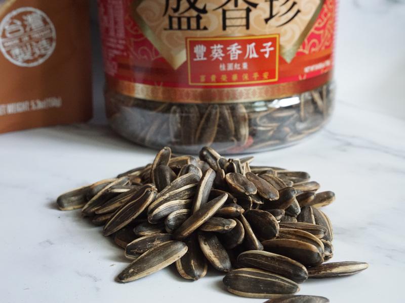 盛香珍豐葵桂圓紅棗風味瓜子