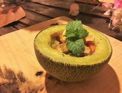 台東|東河創意蔬食臭臭懷石料理-問臭