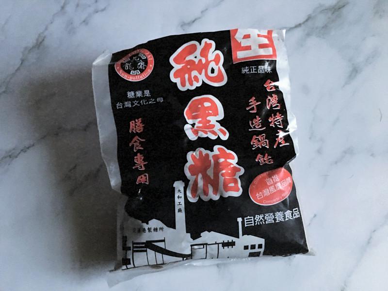 九龍齋_純黑糖