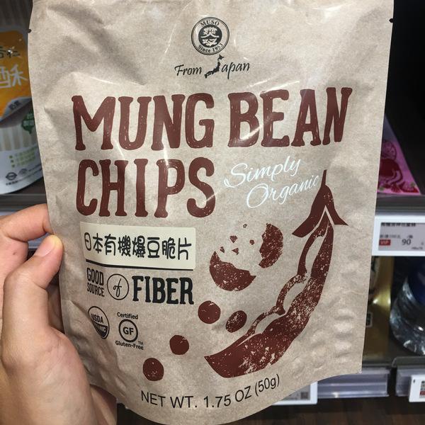 MUSO_日本有機爆豆脆片_天然純素無油無棕櫚油