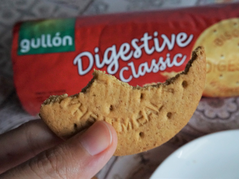 Gullón穀優_無棕櫚油vegan純素餅乾_消化餅