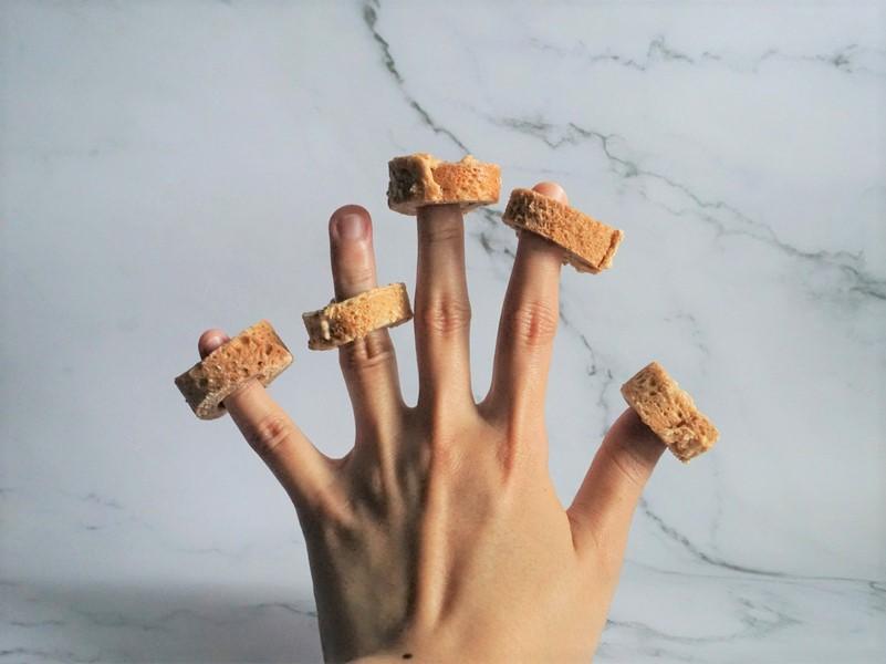 無棕櫚油vegan純素餅乾_薑母餅