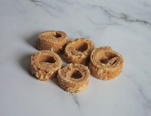 無棕櫚油vegan純素餅乾|薑母餅!台式薑餅竟如此涮嘴!