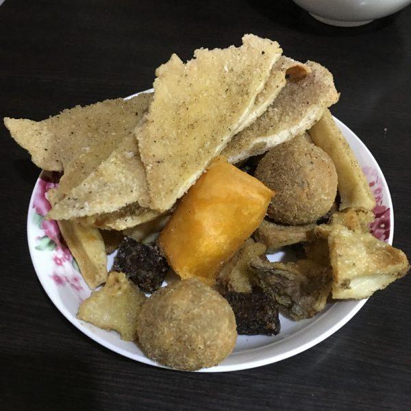 宜蘭羅東蓮香素食滷味炸物