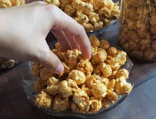 無棕櫚油vegan純素零食|台灣GREAT NOODLES非基改好好爆米花